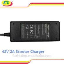 Electric Scooter Battery Charger, 42V 2A Battery Charger