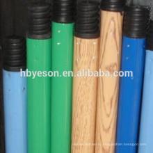 Ручка деревянной метлы