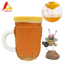 Pure natural polyflower honey