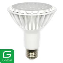 green energy hot-saling energy saving 11w 14 w waterproof par30 led spotlight waterproof tuv ce led lighting aluminum episatr