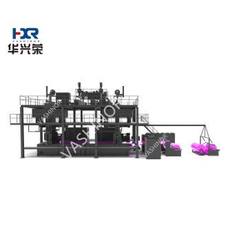 Maquinaria de tela no tejida Ss Spunbond