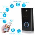 nouvelle conception Sonnette sans fil intelligente à la maison intelligente sonnette sans fil avec des récepteurs pour le bureau à la maison