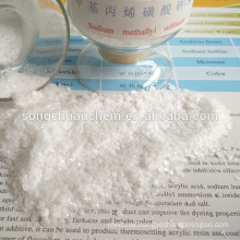 Manufacture of sodium methallyl sulfonate SMAS for acrylic fiber