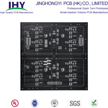One-stop goudvinger multilayer 10-laags PCB met elektronische PCBA-contractproductie