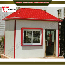 professional manufacturer supply security guard house / armored guard house