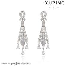 E-184 Xuping 2016 fashion Handmade Tassel Line Earring