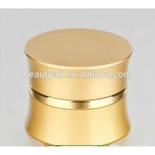 Уход за красотой 50ml Алюминиевый крем Jar Оптовый