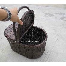 Handcraft Cesta de toallas Cesta de suministros del hotel