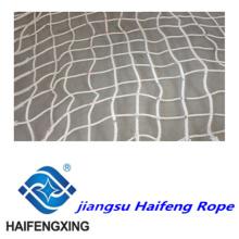 Red de seguridad del sitio de construcción de PP de alta resistencia, cuerda de amarre