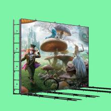 Videobildschirm P3 LED Wandmietauflösung