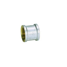 Nickle-Plated Brass Fittings of Equal Socket F/F (I)