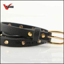 The most popular fashion women pu belt