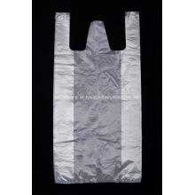 Sacolas plásticas multifuncionais para compras