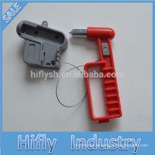 HF-839-2 Auto Flucht Sicherheit Hammer Multifunktions Notfall Hammer Gurtschneider (CE Zertifikat)