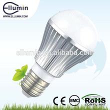 bulbo conduzido do globo 7w e27 melhor preço bulbo de luz