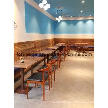 O restaurante japonês que janta a mobília ajustou-se em Guangzhou (FOH-RTC04)