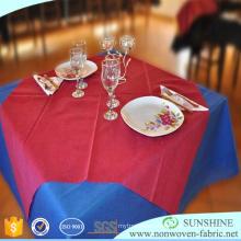 PP Cambrelle Nonwoven for Table Cloth