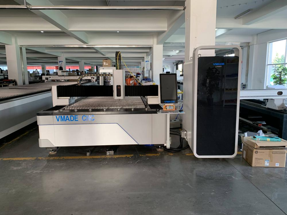Fiber Laser Cutting Machine For Sale