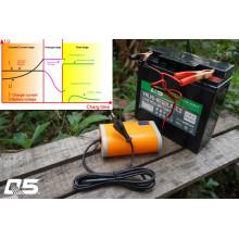 12V2A Automatic Trickle Lead ácido bateria Carregador Armazenamento Carregador de bateria