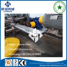 Seam Lock rectangle pipe Vente chaude