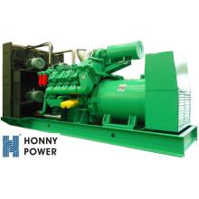 720kw 900kVA Duel Fuel Engine Generator 60Hz 1200rpm