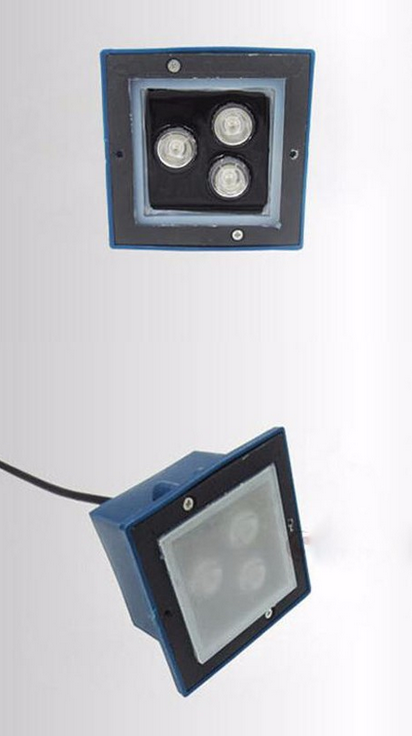 outdoor step light