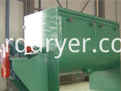 Horizontal Ribbon Mixer Blender Machine for Dry Powder