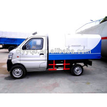 CLW5021ZLJ4 Changan mini garbage dump truck for sale