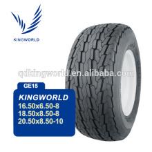 16.5 * 6.50-fricção ceia 8 pneu do reboque