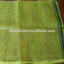 Хорошее качество PE мешок сетки,красный и фиолетовый Рашель сетка мешок для упаковки овощей