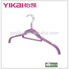 Light but solid rubber lacquer ABS tie/skirt/shirt clothes hanger