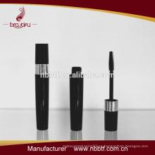 Botella de plástico de aluminio vendedora caliente del rímel PES19-2