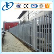 Clôture de palisade de haute qualité / clôture de jardin