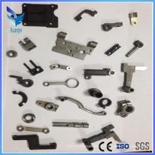 Diferentes tipos de peças de máquinas de costura