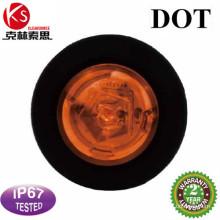 LED075 DOT LED Marker/Clearance Side Lamps for Truck