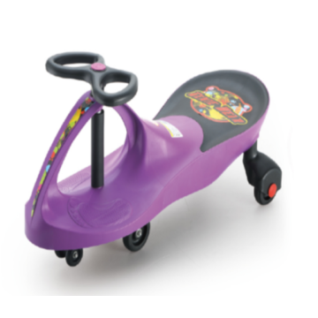 Kid Outdoor Sport Vehículo Baby Wiggle Car EN71