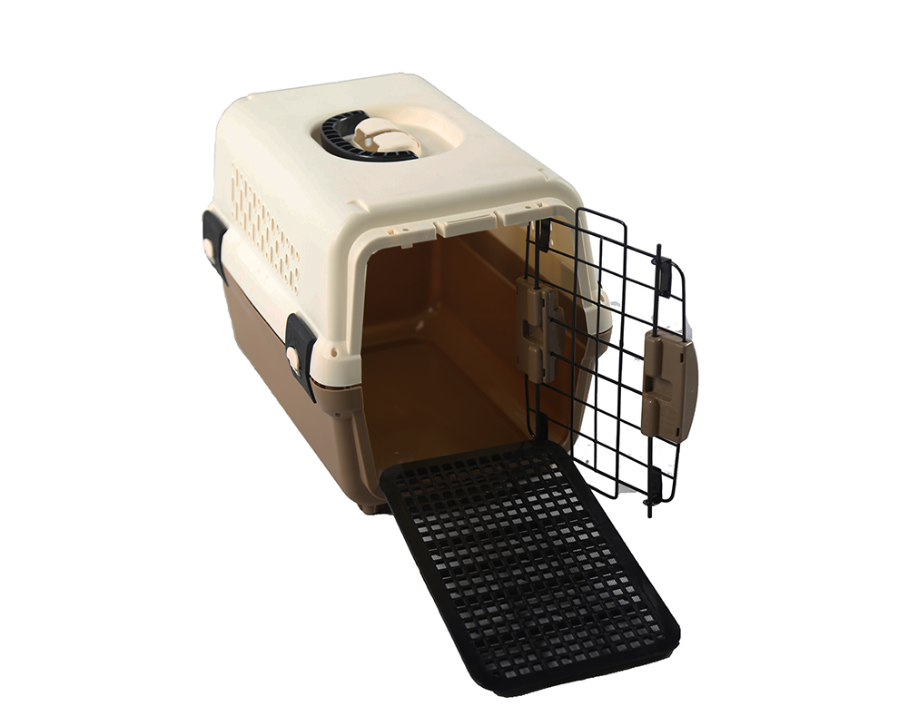 Plastic Pet Travel Carrier