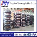 Tire Rubber Fender Roller Type Wheel Type Dock Fender