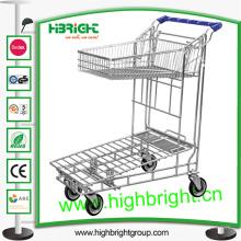 Chariot logistique d'entrepôt lourd