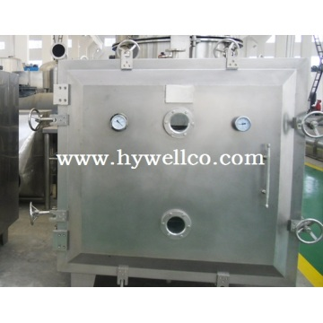Vacuum Dryer Suhu Rendah