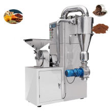 Stainless Steel Low Drive Power Chili Pepper Grinding Machine Superfine Pulverizer For Powder Machinery
