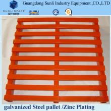 Heavy Duty Powder Coated CE Rackable Steel Pallet