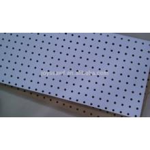Tableros duros de melamina con tablero pegboard / peg board