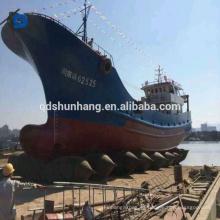 BV Certificado Neumático Rubber Ship Lanzamiento Airbag para la venta