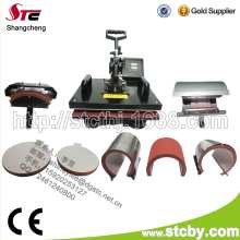 8in1 Combo Heat Press Machine