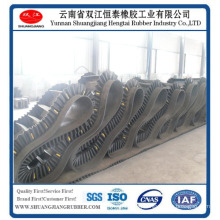 Corrugated Sidewall Belt, Rubber Conveyor Belt. Rubber Product