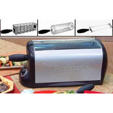 Electric Rotiserrie Grill, Electric Rotary Grill