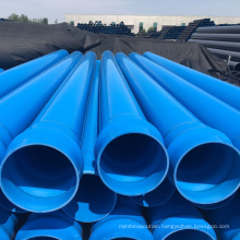 160-250mm Deep well PVC casing pipes for water supply