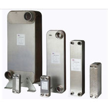 Water to Water Compact 304/316 Brazed Plate Heat Exchanger