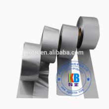 Aufkleber waschen Pflege Etikettenmaterial Druckmaschine Drucker Silberfolie Harzfolie Band